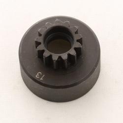 Geriffelte Mutter M4 Flansch 87271 Bullet