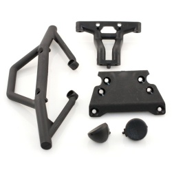 Front Rammer / Skid Plate Set
