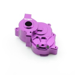 Mittleres Getriebegehäuse / Getriebebox - Aluminium Lila - Billet Machined Center Gearbox - Savage XS