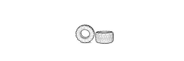 Reifen - Normal (für 83x56mm Felgen)
