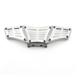 HD Rammer / Stosstange Aluminium Grau - HD Bumper