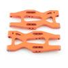 Unterer Querlenkersatz Hinten - Aluminium Orange - Billet...
