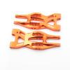 Unterer Querlenkersatz Vorne - Aluminium Orange - Billet...