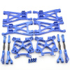 Aufhängungs- / Fahrwerks-Set Aluminium Blau -...