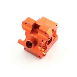 Getriebegehäuse (Differential) Aluminium Orange - Alloy Gearbox Assembly - Savage XS