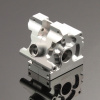 Getriebegehäuse (Differential) Aluminium Silber -...