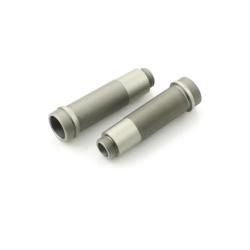 Aluminium Dämpfergehäuse Set (Dämpfergehäusesatz) Gunmetal