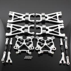 Aufhängungs- / Fahrwerks-Set Aluminium Silber - Complete Suspension Set