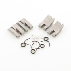 Kupplungsbacken Aluminium (Quadra) Set
