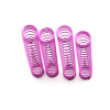Dämpferfedern ++ (pink) progressiv