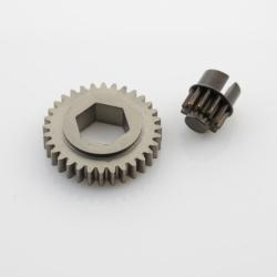 Back Plate Unit (Getriebesatz) K-Serie