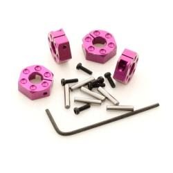 Sechskant Felgenmitnehmer 14mm (zum Klemmen / Aluminium)