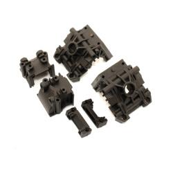 Getriebebox Set (Getriebegehäuse Differential)