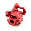 Getriebegehäuse (Differential) Aluminium Rot - Alloy...