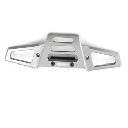 Rammer / Stosstange Aluminium Grau - Billet Machined Front Bumper