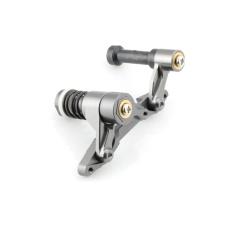 Servosaver Lenkungsteile Aluminium Grau - Billet Machined T2 Steering Bell Crank