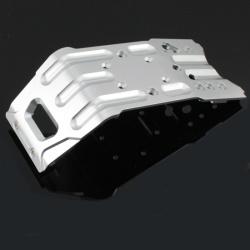 Skid Plate Aluminium Silber - Billet Machined T2 Skid Plate